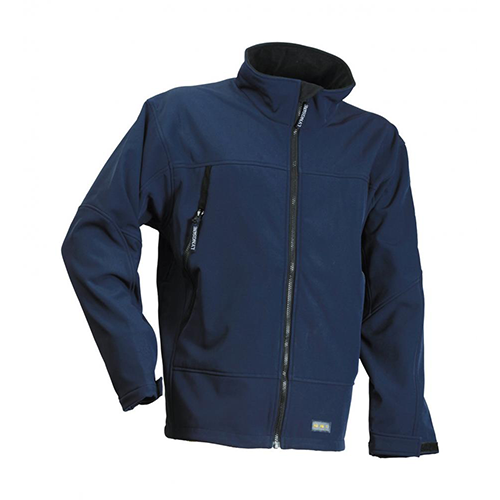 Fox100 water-resistant softshell jacket