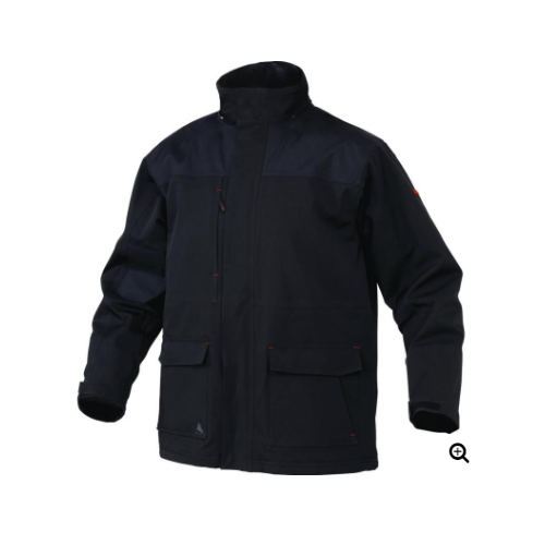 Milton polyester / elasthane parka - breathable and waterproof