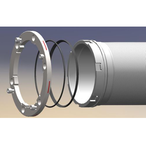 Cylinder p150 – rota-stop – sealing principle