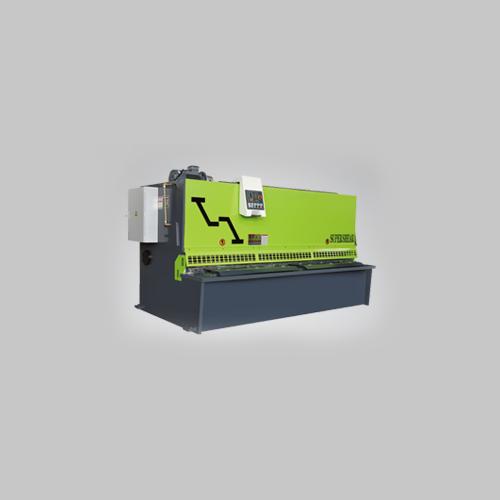 Series cnc qc12y/k hydraulic swing beam shear