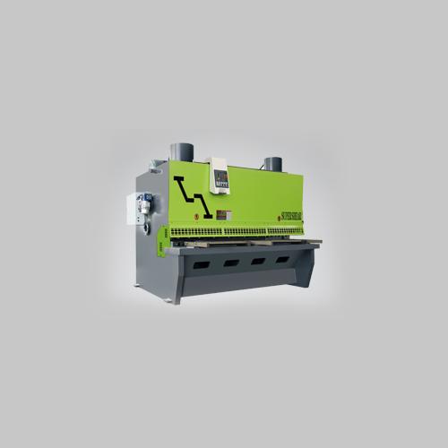 Series cnc qc11k/y hydraulic guillotine shear
