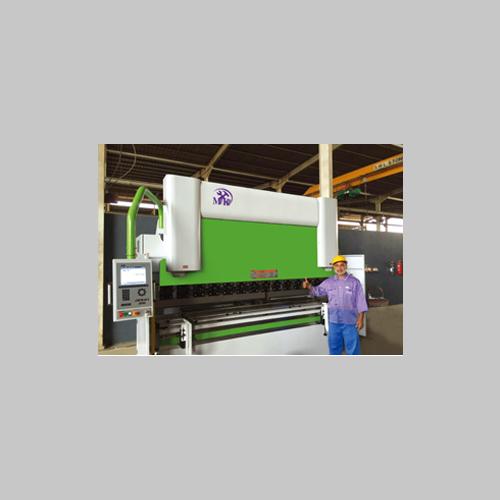 We67k series hydraulic press brake