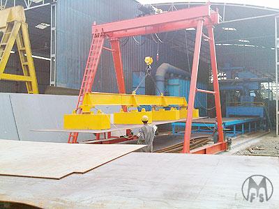 Murzello - material handling - gantry crane