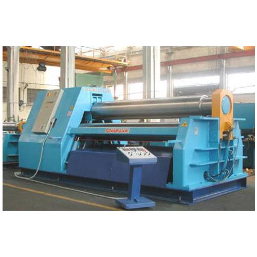 Vbh:4-roll fully hydraulic