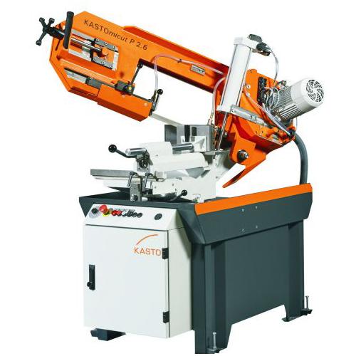 Kastomicut p 2.6 sawing machines