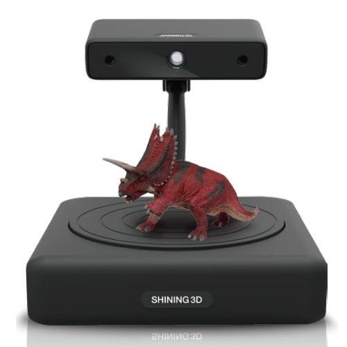 Ein scan-s desktop 3d scanner
