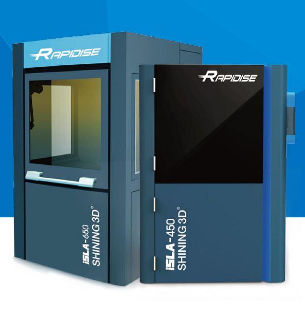 Rapidise series sla 3d printer