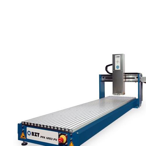 Light materials cnc milling machines (pfk)