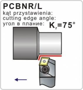 Folding knife turning pcbnr / l