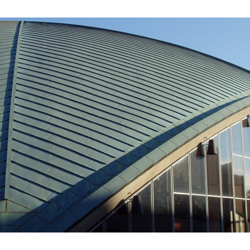 Panel fabrication - standing seam