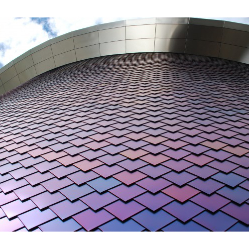 Panel fabrication - shingles