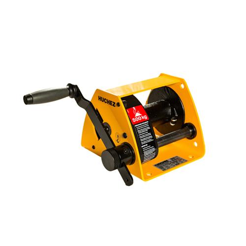 Hand spurgear winches. manibox gr 150 kg to 2.75 t