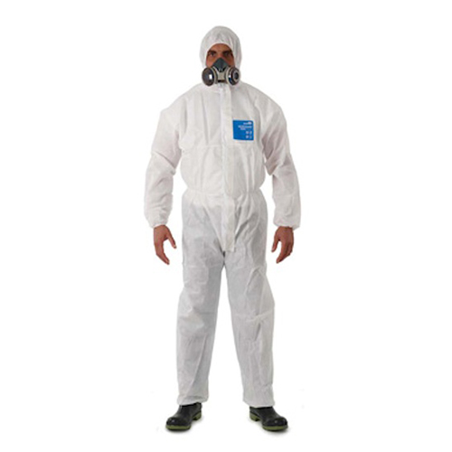 Microgard 1500 plus coverall coverall meets type 5, 6, en1073-2 class 1, en1149-5 anti-static