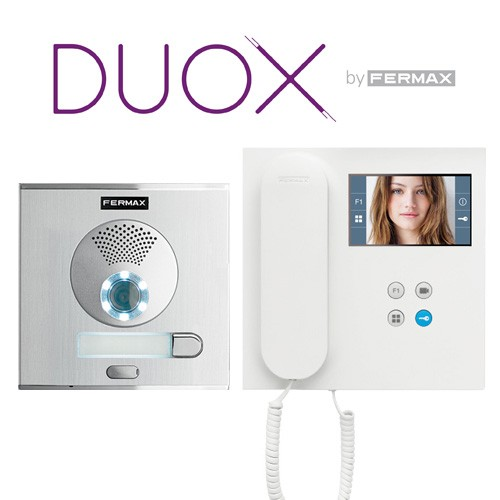 1/w colour duox video veo kit