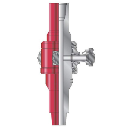 Top-drive cementing swivel