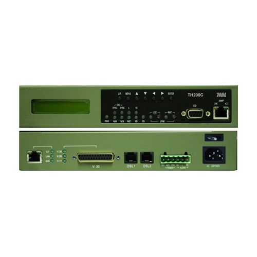 Th200c, g.shdsl modem