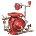 Sprinkler system deluge valve zsfg-23