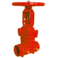 FM Approval Gate Valve UL Listed Valve_2