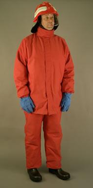 En469 compliant fireman suit (non - aluminized)