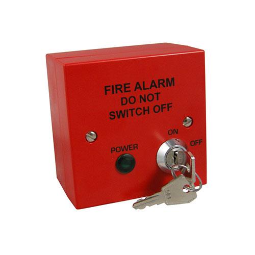Mains safety alarm isolator switch 400-210r