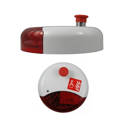 Zeta push button - temporary fire alarm pbta-200