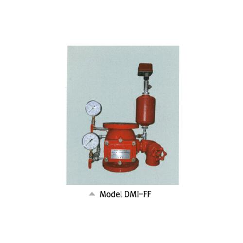 Alarm check valve- dmi-ff