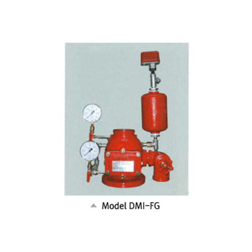 Alarm check valve- dmi-fg