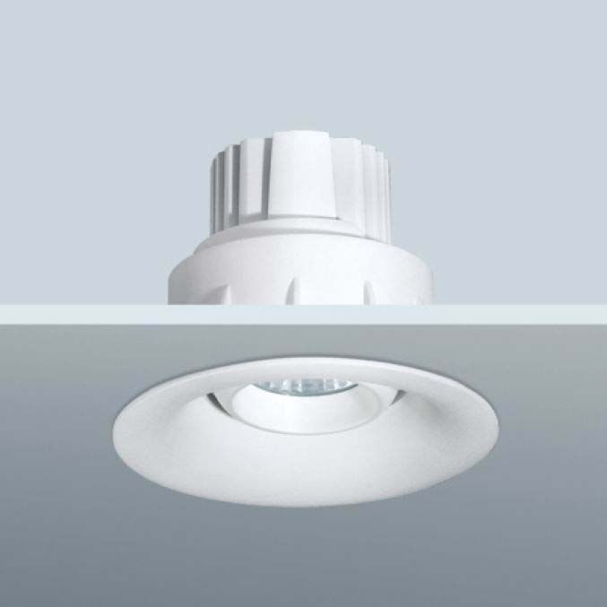 Led downlight, 12w cob 4 inch