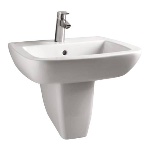 Washbasin 600x520 mm (t0153)