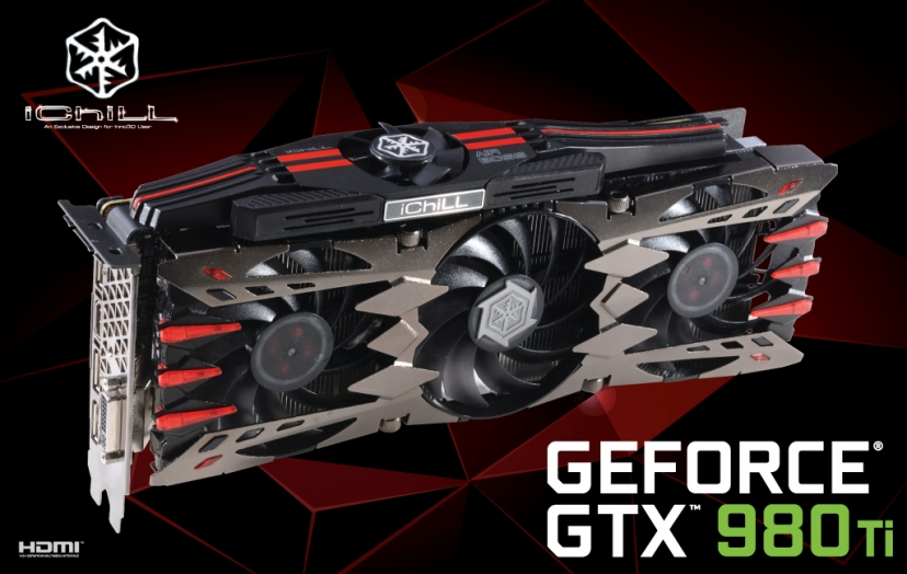 Ichill geforce gtx 980 ti x4 ultra