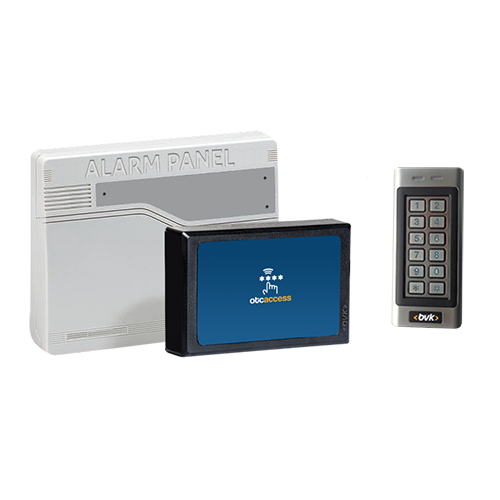 Otcaccess for alarm panels
