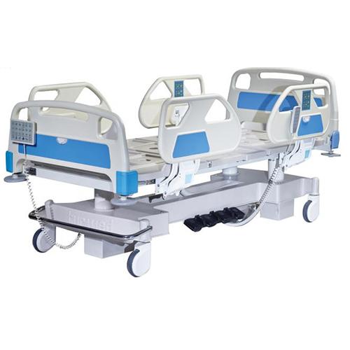 Intensive care unit patient bed (icu-fivemotor) tm-d 4080