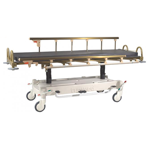 Stretcher (double hydraulic) tm-c 3018