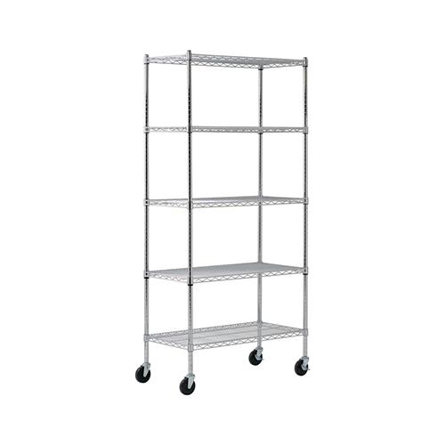 Basket Rack Trolley B - SN: JDAFL112-B_2