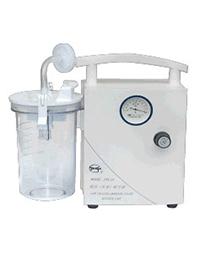 Low pressure aspirator for babies