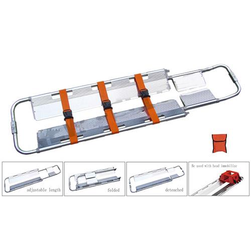 Aluminum alloy scoop stretcher nf-c1