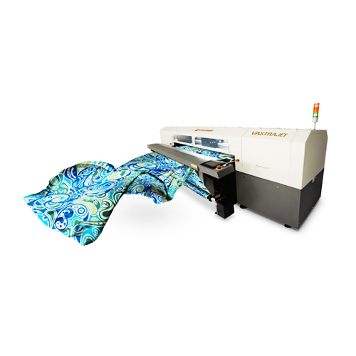 Vastrajet direct to fabric digital textile printer