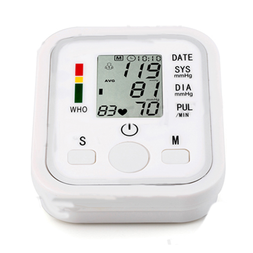 Arm Type Blood Pressure Monitor OLV-B02_2
