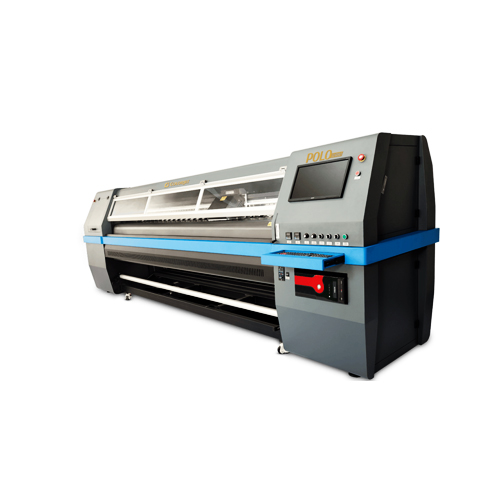 Polo turbo max speed, max output high quality solvent printer