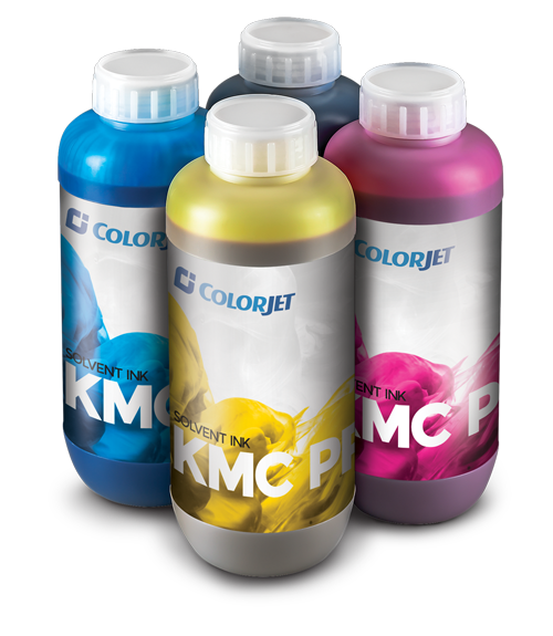 Kmc pro solvent ink