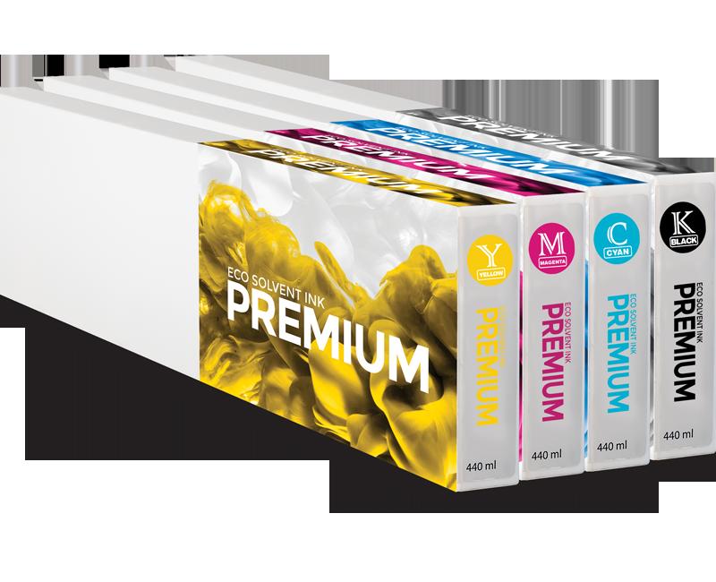 Premium eco solvent ink