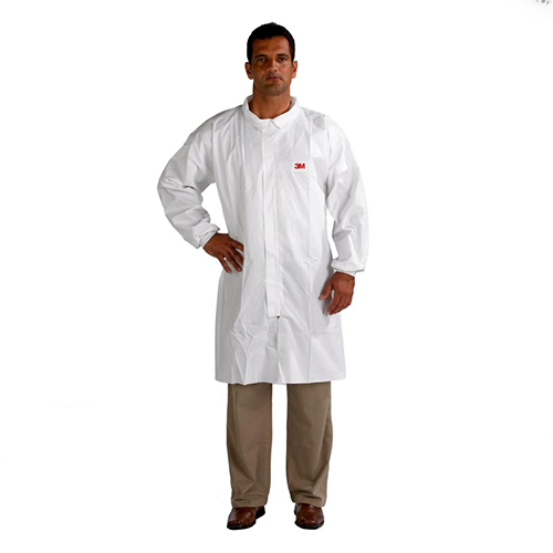 4440 3m disposable lab coat