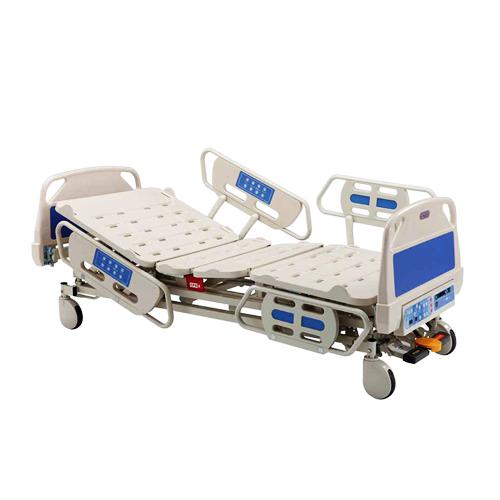Ks-838f luxury three-column electric bed