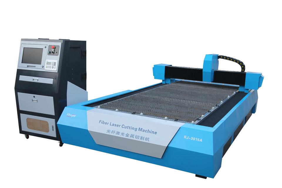 Fiber Laser Cutting Machine RJ-3015A_2