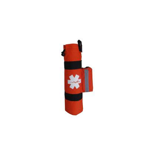 Small Oxygen Cylinder Carry Bag For 2L_2