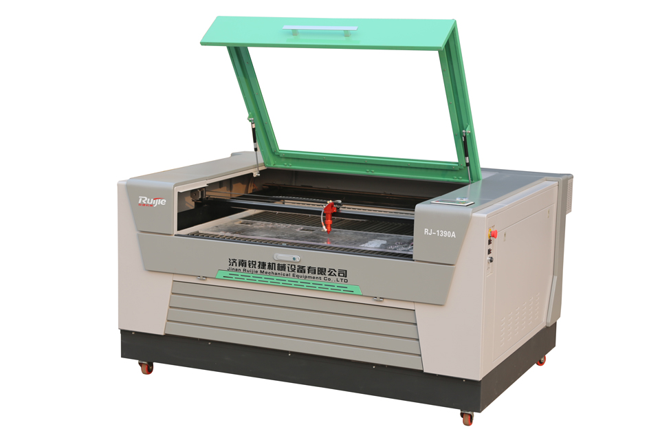 NEW Model Laser Engraving & Cutting Machine RJ1390A_2