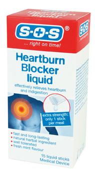 Heartburn blocker liquid 150ml