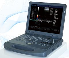 Dw-c60 laptop color doppler ultrasonic diagnostic system