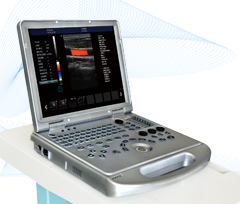 Dw-c60 plus full digital laptop color doppler ultrasonic diagnostic system