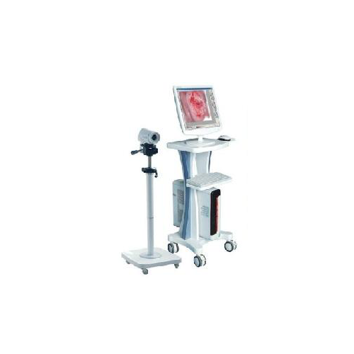 AJ-100B Digital Colposcope Imaging System_2